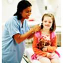 Student nursing a Child :: Virginia College-Huntsville