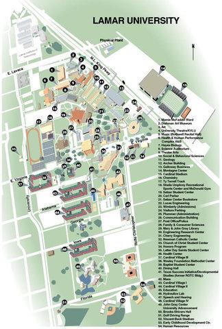 Lamar University (LU) Introduction and Academics   Beaumont, TX