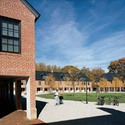 New lawn and residential suites :: St Mary's College of Maryland