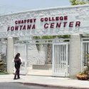 College entrance :: Chaffey College