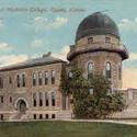 College Building :: Washburn University