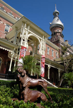 Colleges In Tampa Florida >> The University of Tampa (TUT) Introduction and Academics - Tampa, FL