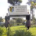 sign :: St Thomas Aquinas College