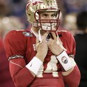 our amazingg quarterback :) go christian ponder! :: Florida State University
