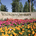 Whitworth Front Entrance :: Whitworth University