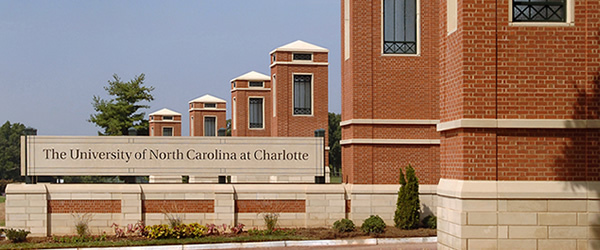 ... University Of North Carolina At Charlotte ...