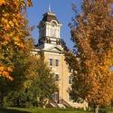 Old Main, built in 1876 :: Gustavus Adolphus College