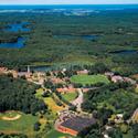 aerial view :: Gordon College
