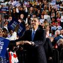 Obama Visits University of Toledo's Savage Arena :: University of Toledo