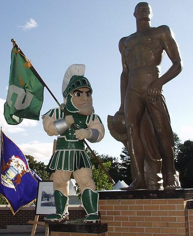 12 cool college mascots stateuniversitycom blog