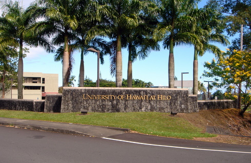 University of Hawaii at Hilo (UHH, UH at Hilo, UHH) Academics and ...