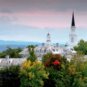 Middlebury College skyline :: Middlebury College