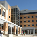 View of the Rendevous Building :: Idaho State University