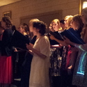 NSA Choir at Reformation Banquet :: New Saint Andrews College