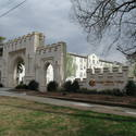 Georgia Military College gate :: Georgia Military College