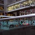 College entrance :: CUNY Hunter College