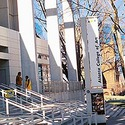 College entrance :: Atlanta College of Art