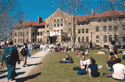 Oberlin College Gay Statistics Population Mean