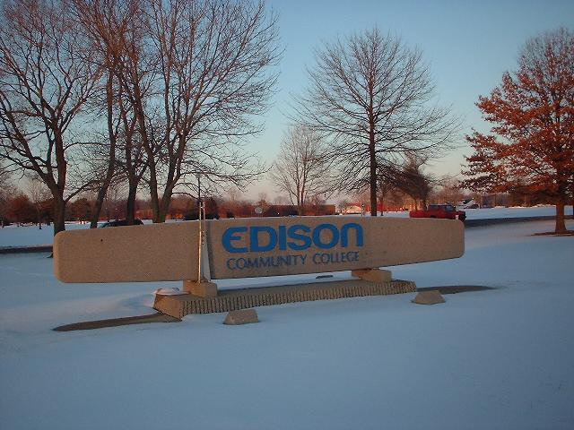 Edison community college personals