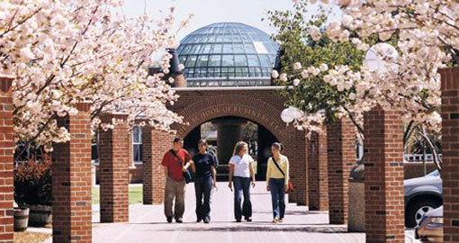 Quinnipiac Campus Map
