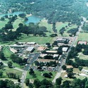 TVCC aerial view :: Trinity Valley Community College