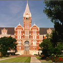 College Building :: Friends University