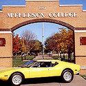 Campus Entrance :: McPherson College
