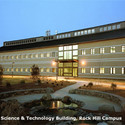 College Building :: York Technical College
