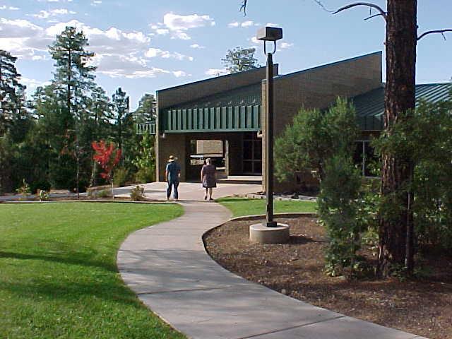 Northland pioneer college winslow