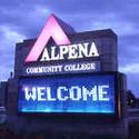 sign :: Alpena Community College