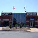 College Building :: Beckfield College-Florence