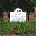 College Entrance :: Blue Mountain College