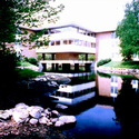 College Building :: Muskegon Community College