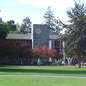 Quad-Area Brawner Hall :: Menlo College