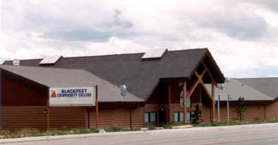 Blackfoot Community College 60