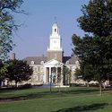 Collge campus :: Johns Hopkins University