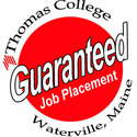 College Job Placement Program Logo :: Thomas College