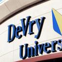 University Logo :: DeVry University: Tinley Park