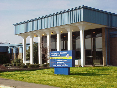 Southeastern Oklahoma State University >> Southeastern Oklahoma State University Sosu Introduction