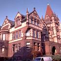 College Building :: Victoria College