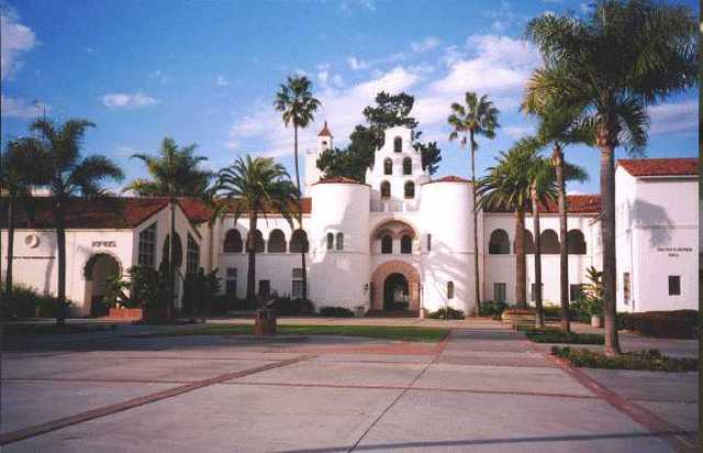 How hard is it to get into san diego state?