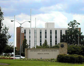 University of south alabama usa introduction and academics university of south alabama medical center university of south alabama sciox Image collections
