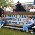 College entrance :: Central Alabama Community College