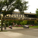 college Campus :: University of North Dakota