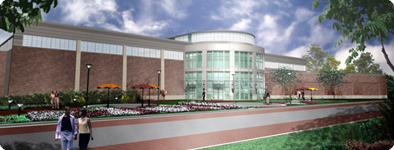 High Quality College Building :: Texas Southern University ... Part 16
