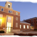 college Building :: East Central University