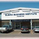 College Building :: Elmira Business Institute