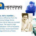 College logo :: Herzing University-Madison