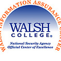 College Logo :: Walsh College of Accountancy and Business Administration