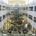 Interior of the Johnson Center, Fairfax Campus :: George Mason University